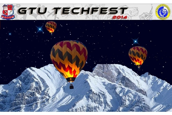 GTU organized its very first Centralized Techfest during 4th & 5th April 2014 at L.D. Engineering College in Ahmedabad. More than 7000 students across the Gujarat State participated in this two day event